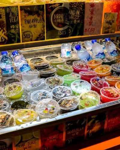 Reducing plastic waste in Singapore