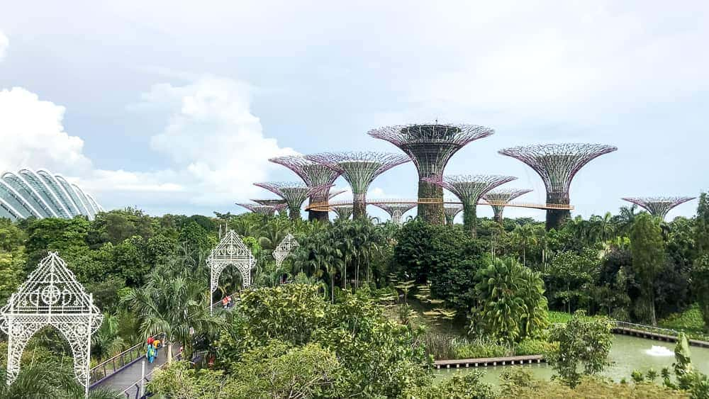 Singapore Sustainability: Gardens by the Bay