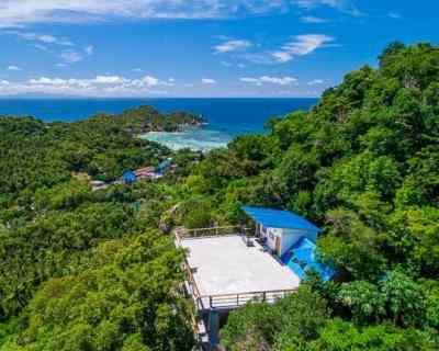 Where to stay on Koh Tao - Deishaview Jungle Hostel