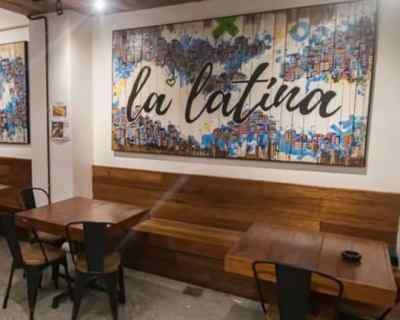 Where to stay on Koh Tao - La Latina Hostel
