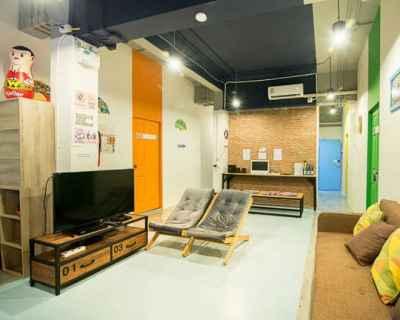 Where to stay in Bangkok - Zee Thai Hostel