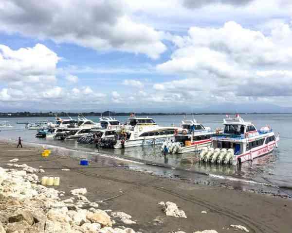 Nusa Penida Fast Boat Shuttle