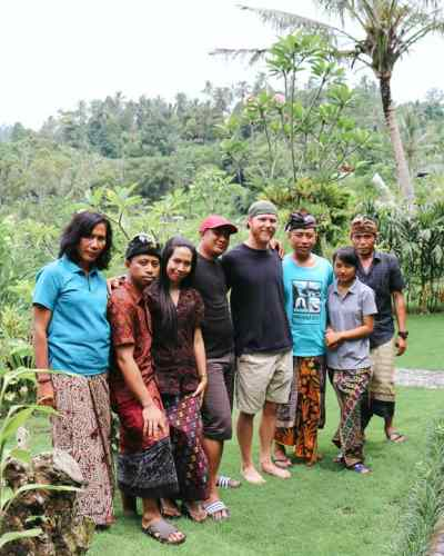 Camaya Bali Staff