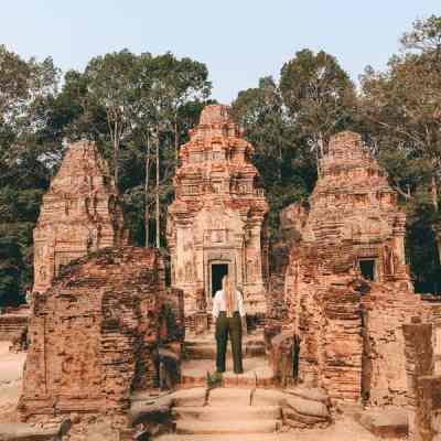 Guide to Angkor Wat: Preah Ko