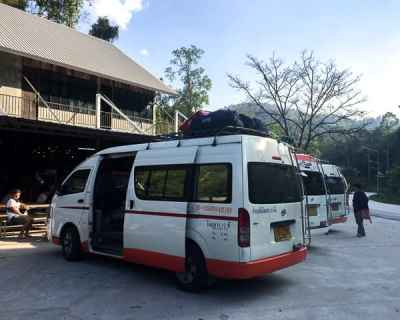 Budget Guide to Pai: How to get to Pai