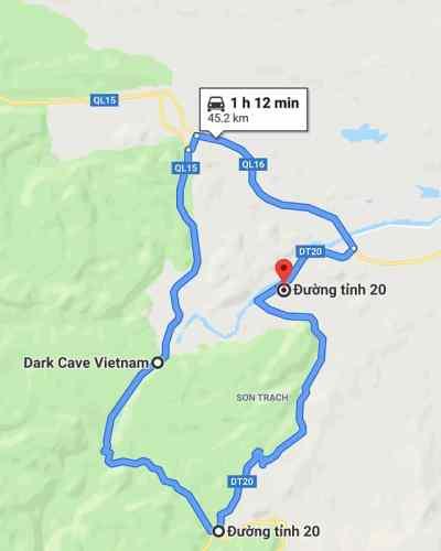 Self Guided Tour of Phong Nha