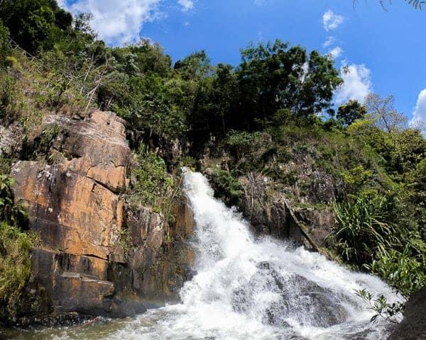 Best things to do in Dalat: Datlana Waterfall