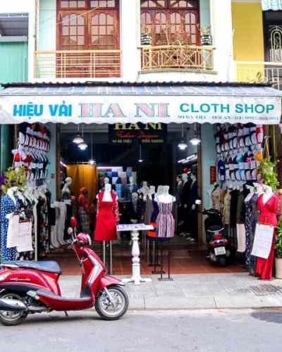 Ha Ni Clothes Ha Noi Vietnam