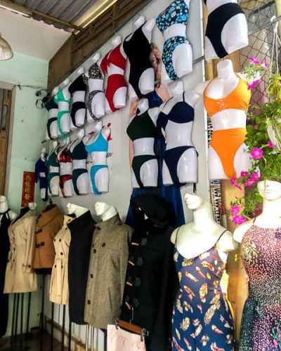 10 Cheap things to do in Hoi An: Buy some Tailor Made Clothes
