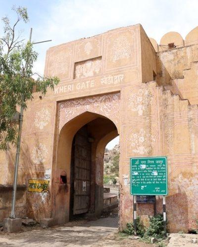 Kheri Gate Jaipur India