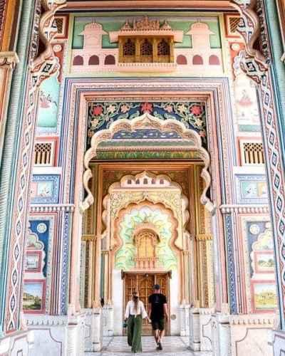 Patrikia Gate Jaipur India