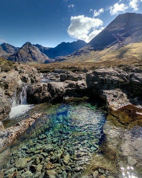 Best of Scotland - Fairy Pools