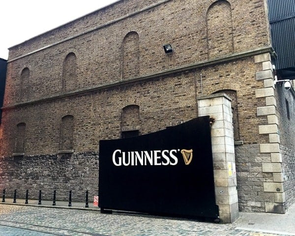 Cheap things to do in Dublin: Guinness Storehouse