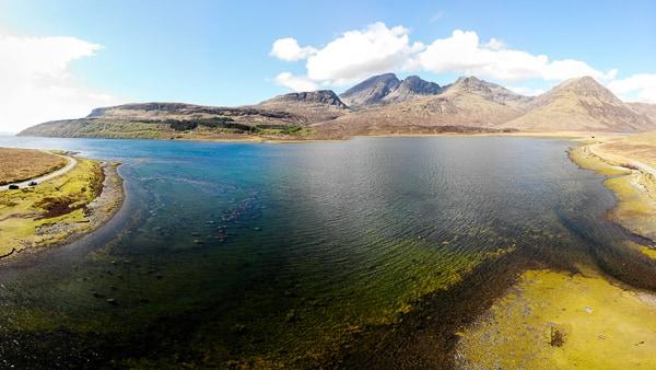 Loch Slapin - 600 16x9