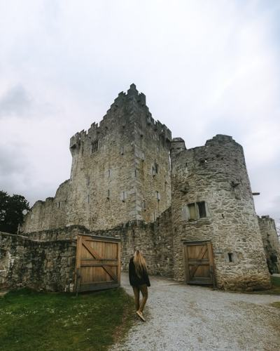 Things to see in Killarney National Park - Ross Castle Island
