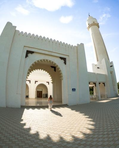 Free things to do in Abu Dhabi: Walk along the Waterfront