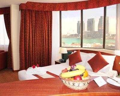 Where to stay in Abu Dhabi: Al Diar Dana Hotel
