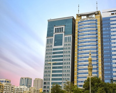 Where to stay in Abu Dhabi: Paragon Hotel