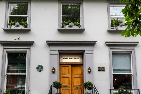 Budget Guide London Cheap things to do - Abbey Road