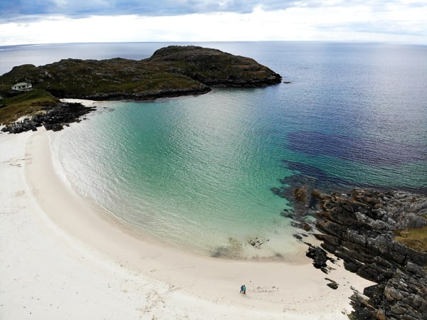Best things to see in Scotland - Achmelvich Bay
