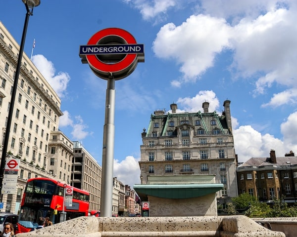 How to get around London on a budget