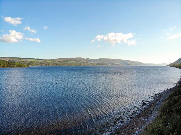NC500 Road Trip Itinerary - Loch Ness