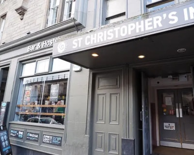 Where to stay in Edinburgh - St Christophers