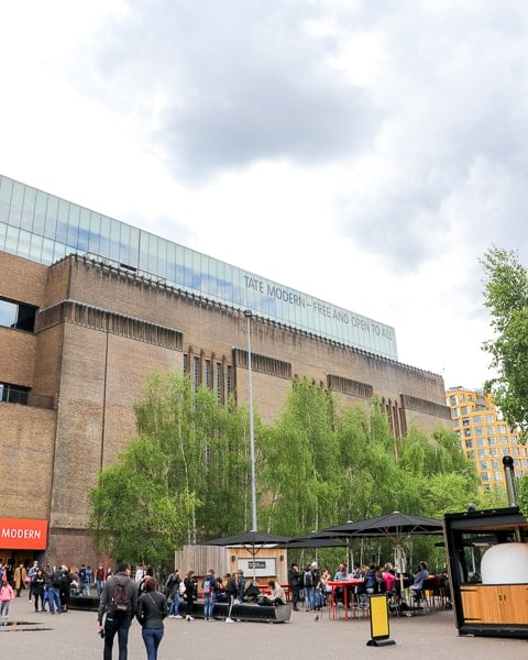 Budget Guide to London Free Things to Do - Tate Modern