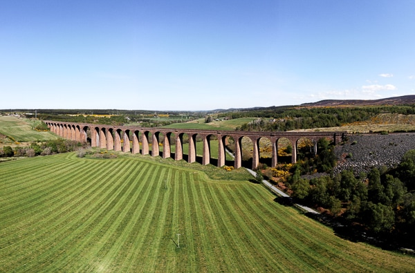 Culloden Viaduct - Best things to see in Scotland