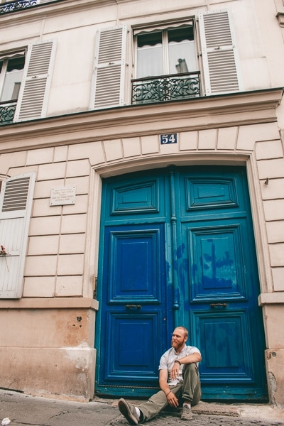 Best things to do in Paris: Montemart Van Gogh Apartment