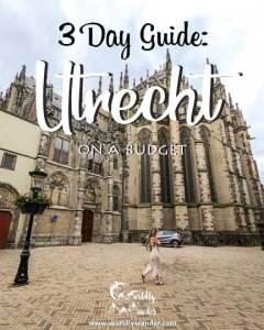 Netherlands Travel Guides - Utrecht on a Budget