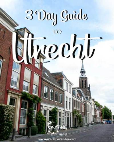 Netherlands Travel Guides - Utrecht on a Budget