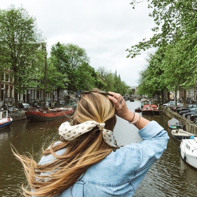 Cheap things to do in Amsterdam on a Budget - Free Walking Tour