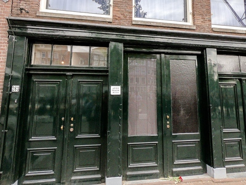 Cheap things to do in Amsterdam - Anne Frank House