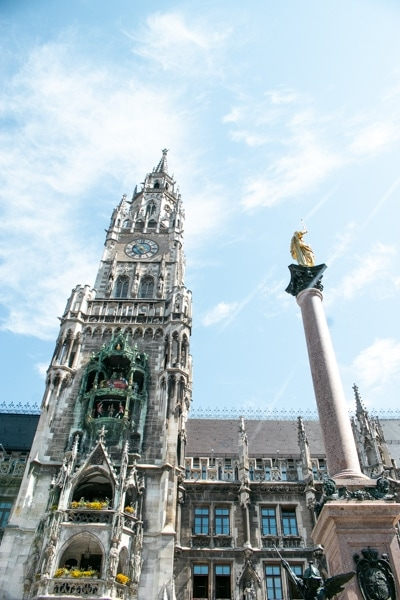 Best Things to do in Munich Weekend Guide - New Town Hall