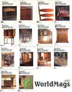 Woodworking's Home Furniture - #1/14 PDF free download for PC digital
