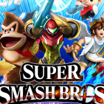 all the smash bros characters from nintendos official pack shot for media