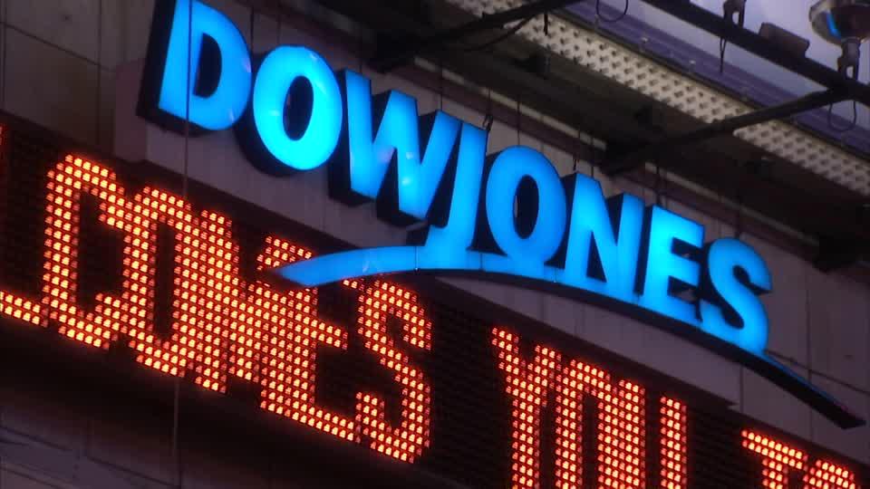 USA DOW JONES 30 Futures Real Time Chart - World Market Live