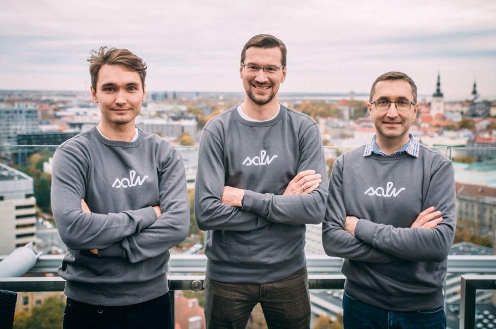 Fintech Salv Founders