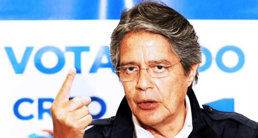 Guillermo Lasso Ecuador President