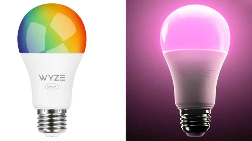 WYZE color bulb