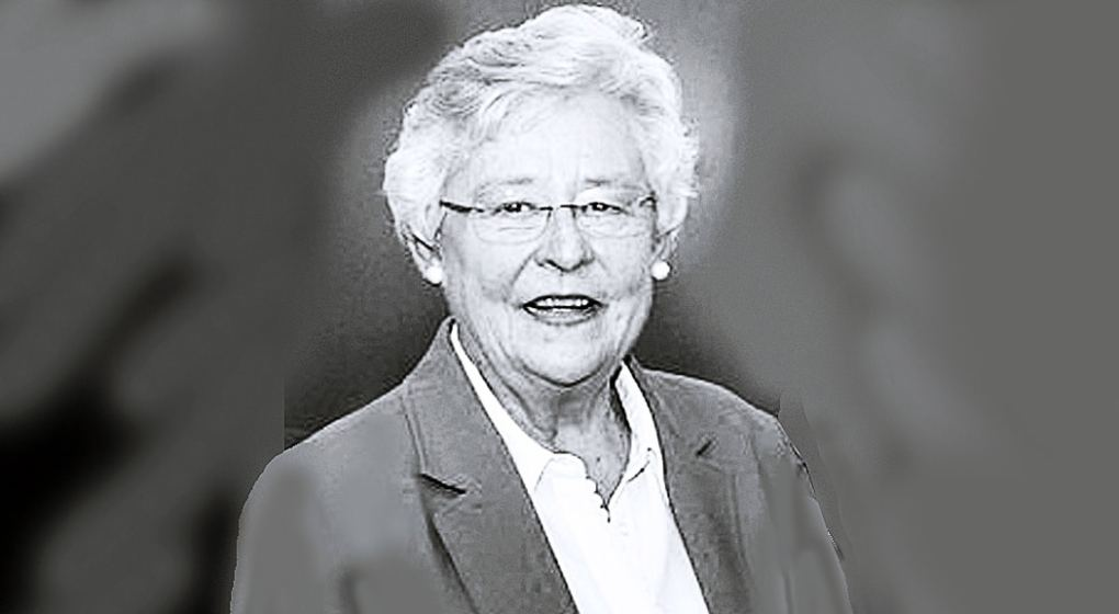 Alabama Governor Kay Ivey