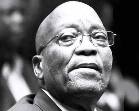 Jacob Zuma Former South Africa President