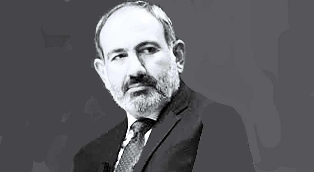 Armenian PM Nikol Pashinyan