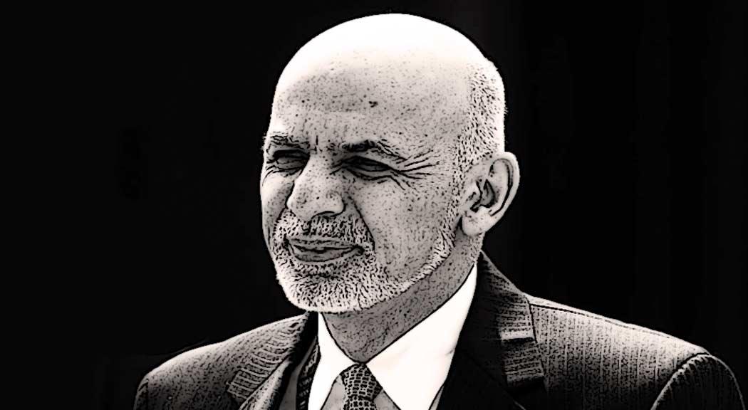 Afghanistan Former President Ghani