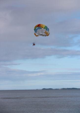 Parasailing | WorldMark South Pacific Club by Wyndham