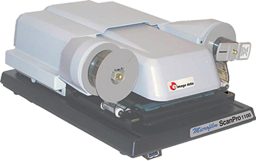 ScanPro 1100 Low Cost Microfilm Scanner
