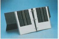 Microfiche Easel Binder