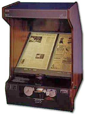 Microfilm Reader For Library & Genealogy
