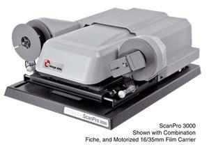 ScanPro 3000 Microfilm Scanner